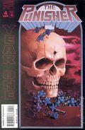 Punisher Year One (1994) 4