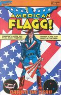 American Flagg (1983 1st Series) 1