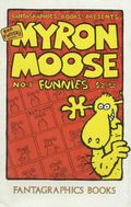 Myron Moose Funnies (1987 Fantagraphics) 1