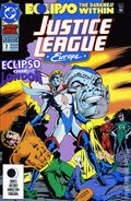 Justice League Europe (1990) Annual 3