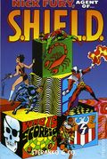 Nick Fury Agent of Shield Scorpio TPB (2000 Marvel) 1-REP