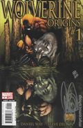 Wolverine Origins (2006) 1A-DF-SIGNED