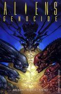 Aliens Genocide TPB (1995 Dark Horse) 2nd Edition 1-1ST