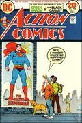 Action Comics (1938 DC) Mark Jewelers 428MJ