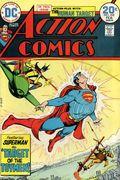Action Comics (1938 DC) Mark Jewelers 432MJ