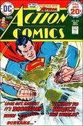 Action Comics (1938 DC) Mark Jewelers 435MJ