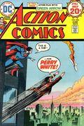 Action Comics (1938 DC) Mark Jewelers 436MJ