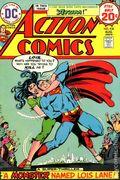 Action Comics (1938 DC) Mark Jewelers 438MJ