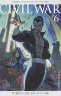 Civil War (2006 Marvel) 6B