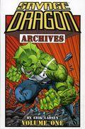 Savage Dragon Archives TPB (2006- Image) By Erik Larsen 1-1ST