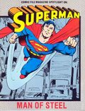 Comics File Magazine Spotlight on Superman Man of Steel SC (1986) 1-1ST