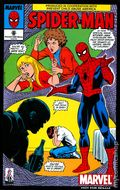 Amazing Spider-Man Giveaway Prevention of Child Abuse (1987) 2002.WTCLOGO