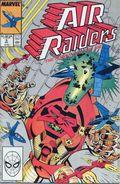 Air Raiders (1987 Marvel/Star Comics) 5