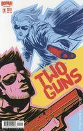 2 Guns (Two Guns 2007 Boom Studios) 2A