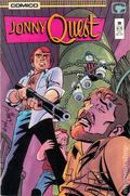 Jonny Quest (1986 Comico) 20