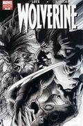 Wolverine (2003 2nd Series) Black and White 51