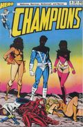 Champions (1987 Hero) 6