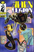Alien Legion (1984 1st Series) 5