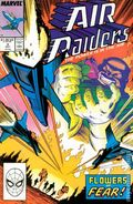 Air Raiders (1987 Marvel/Star Comics) 4