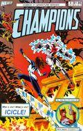 Champions (1987 Hero) 4