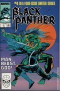 Black Panther (1988 Marvel Mini-Series) 4