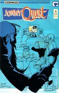 Jonny Quest (1986 Comico) 22