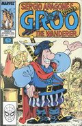 Groo the Wanderer (1985 Marvel) 46