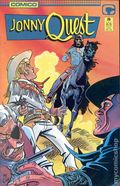 Jonny Quest (1986 Comico) 29