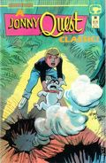 Jonny Quest (1986 Comico) 30