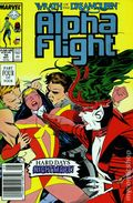 Alpha Flight (1983 1st Series) 70