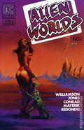 Alien Worlds (1982 1st Series) 1