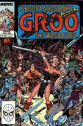 Groo the Wanderer (1985 Marvel) 50