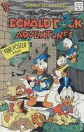 Donald Duck Adventures (1987 Gladstone) 12P