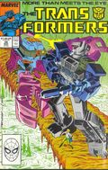 Transformers (1984 Marvel) 1st Printing 38