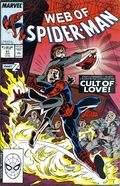 Web of Spider-Man (1985 1st Series) 41