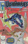 Visionaries (1988 Marvel/Star Comics) 6