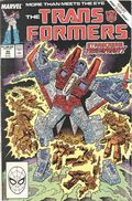 Transformers (1984 Marvel) 1st Printing 50