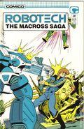 Robotech The Macross Saga (1985) 34