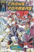 Transformers (1984 Marvel) 1st Printing 52