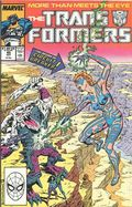 Transformers (1984 Marvel) 1st Printing 45