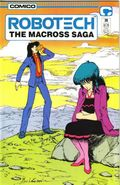 Robotech The Macross Saga (1985) 28