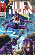 Alien Legion (1984 1st Series) 10