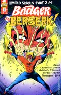 Badger Goes Berserk (1989) 2
