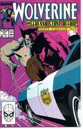 Wolverine (1988 1st Series) 12