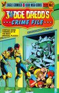 Judge Dredd's Crime File (1985 Eagle) 2