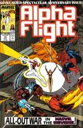 Alpha Flight (1983 1st Series) 75