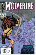 Wolverine (1988 1st Series) 16