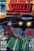 Nick Fury Agent of SHIELD (1989 3rd Series) 7