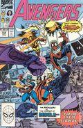 Avengers (1963 1st Series) 316
