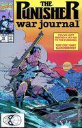Punisher War Journal (1988 1st Series) 19